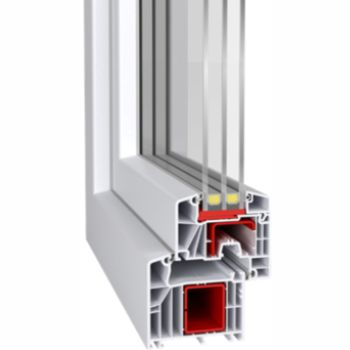 Sistema de Batente PVC